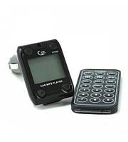 Автомобильный fm модулятор MP3 ST-702