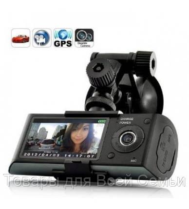 Автомобильный видеорегистратор DVR R-300, фото 2