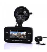 Автомобильный видеорегистратор DVR H-6000, фото 2