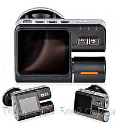 Видеорегистратор X2 Dual Camera 720HD, фото 2