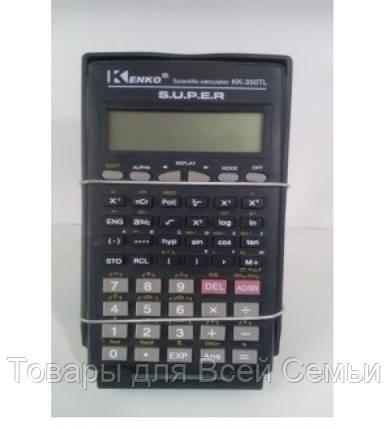 Калькулятор Kenko КК-350TL, фото 2