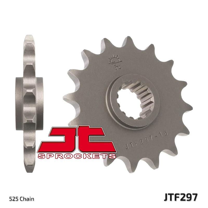 Звезда передняя JT Sprockets JTF297,15