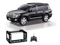 Джип на радиоуправлении Toyota Land Cruiser 200 1:14 Черный