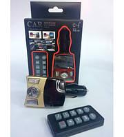 FM модулятор с Bluetooth для автомобиля 580