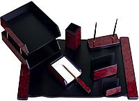 Настольный набор для офиса (8 предметов)