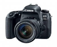 Canon EOS 77D 18-55 mm f4-5,6 IS STM