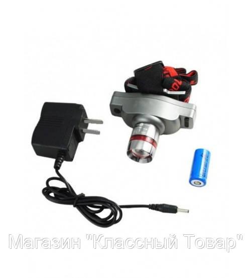 Налобный фонарь HC-516