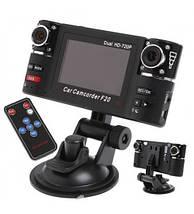 Видеорегистратор DVR F20 Dual Camera, фото 3