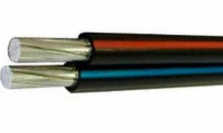 Провод СИП-4 2х16 самонесущий алюминиевый изолированный