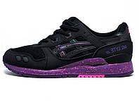 Женские кроссовки Asics Gel Lyte III Black/Purple