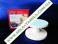 Стойка для торта пластм с наклоном О23см h-13.5cм VT6-19014