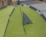 Палатка автоматическая 2-х местная Norfin Zope 2 NF-10401, фото 3