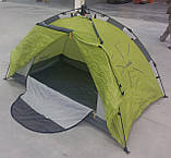 Палатка автоматическая 2-х местная Norfin Zope 2 NF-10401, фото 4