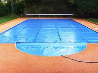 Летнее накрытие на бассейн