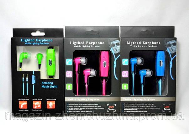 Наушники LED светящиеся, фото 2