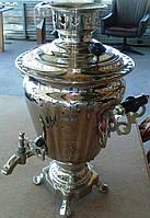 Самовар никелированый, фото 1