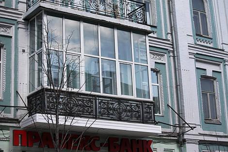 Балкон — Элитные балконы Киев