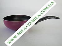 Сковорода тефлон 12см глубокая TAVACI-02