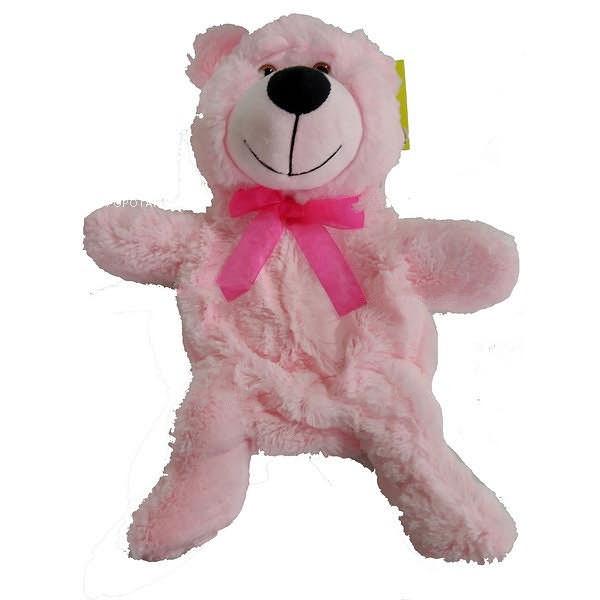 Рюкзак Медвеженок (розовый) B150