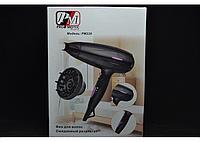 Фен для волос с насадками PRO MOTEC PM-226