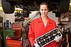 Во Франции открыли 1-ый автосервис для женщин