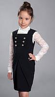 Новые модели детской школьной одежды