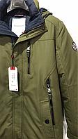 Куртка зимняя мужская Snowimage SICBM-P353/4543(хаки)