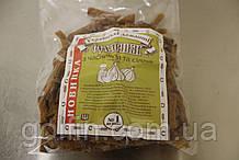 Сухарики ржаные с чесноком и солью - соломка/150