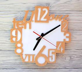Часы настенные English