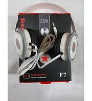 Наушники Stereo Headphine ZQW F-7