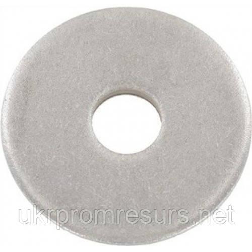 DIN 1052 А Шайба плоская увеличенная Ø16 подкладная из нержавеющей стали