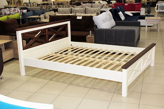 ортопедическая кровать с буковыми ламелями купить в Одессе в торговом доме Naomi
