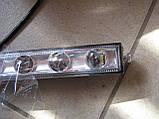 Вставки (очки) под передние фары Mercedes G-Сlass, фото 4