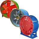 Осевые (аксиальные) вентиляторы