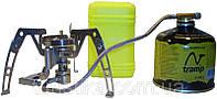 Горелка газовая складная с пьезоподзигом, со шлангом Tramp TRG-010