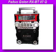Радиоприемник Golon RX-BT 07 Q ,Радиоприемник Golon, Радио