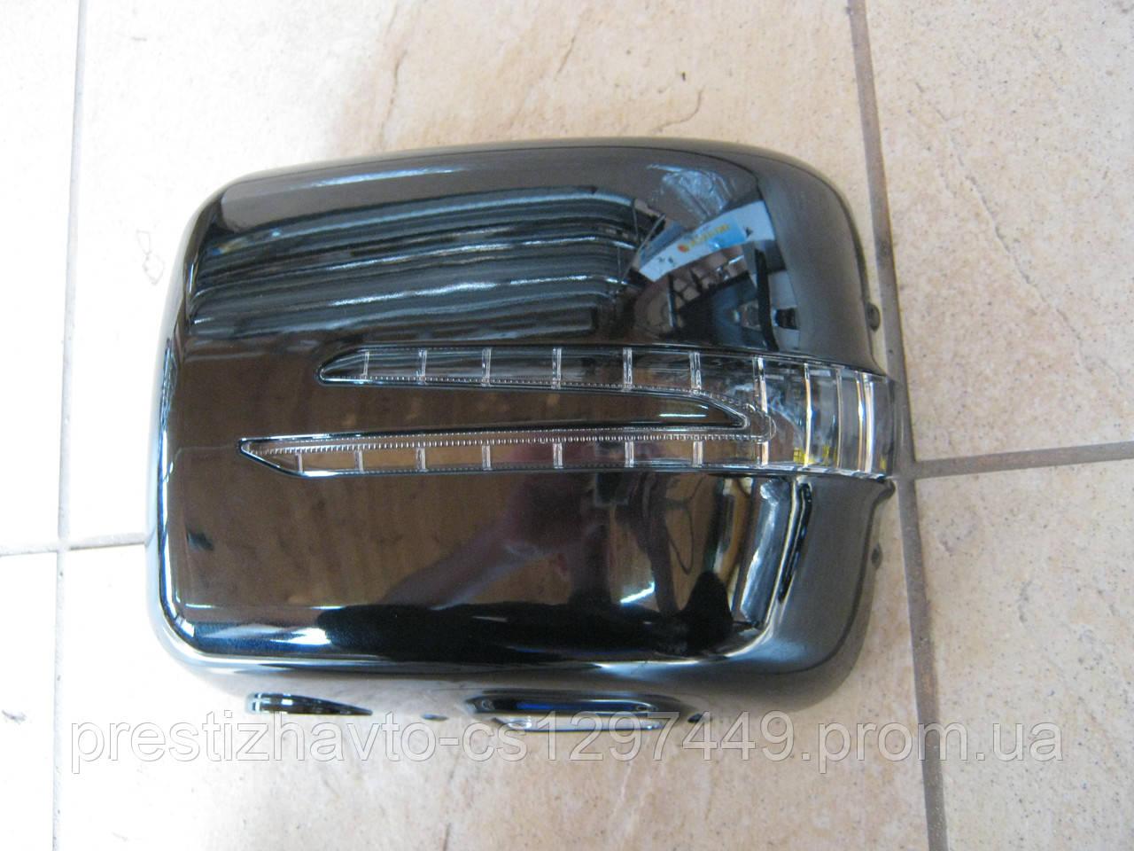 Корпуса зеркал с повторителями поворотов на Mercedes G-Сlass, фото 1