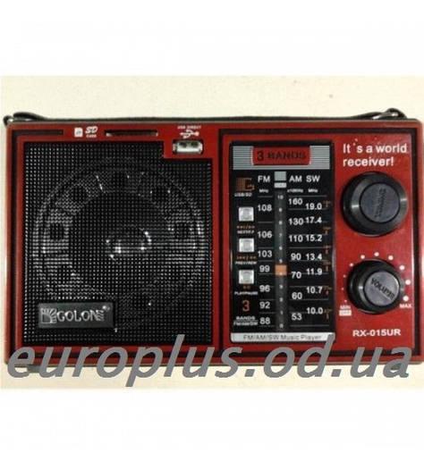 Радио Golon RX-015UR