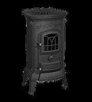 Чугунная печь Nordflam Verdo Black ECO