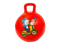 Мяч для фитнеса гиря BT-PB-0087, есть цвета (Мяч 65см гиря)
