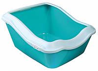 Туалет Trixie Cleany Cat Litter Tray для кошек, пластик, 45х21х54 см