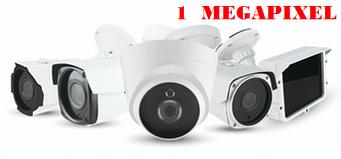 1 Мп 720p MHD видеокамера