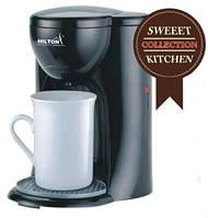 Кофеварка 1 чашка HILTON 5413 KA