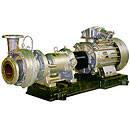 Агрегаты электронасосные центробежные нефтяные типа НКА