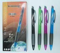 """Ручка кулькова автомат """"Winning"""" WZ-2099B з грипом в бум"""