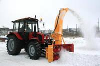 Снегоочиститель шнекороторный ФРС-200М