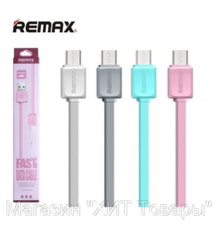REMAX Плоский Кабель MICRO USB!Купить сейчас, фото 2