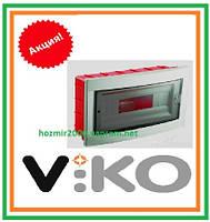Бокс скрытой установки Viko на 12 автоматов Щиток