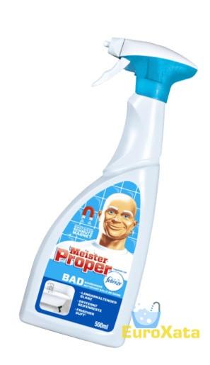 Cпрей для ванной Meister Proper Bad spray (500мл) Германия