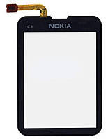 Touchscreen Nokia C3-01 Black HC